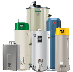 Oakland water heater products